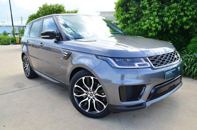 New Land Rover Range Rover Sport SE, Townsville, 2018 Land Rover Range Rover Sport SE Wagon