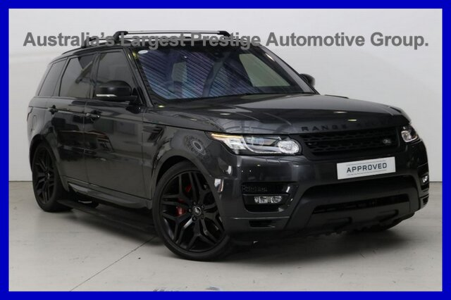 Discounted Used Land Rover Range Rover Sport SDV8 CommandShift HSE Dynamic, Alexandria, 2017 Land Rover Range Rover Sport SDV8 CommandShift HSE Dynamic Wagon