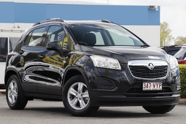 Used Holden Trax LS, Bowen Hills, 2015 Holden Trax LS Wagon