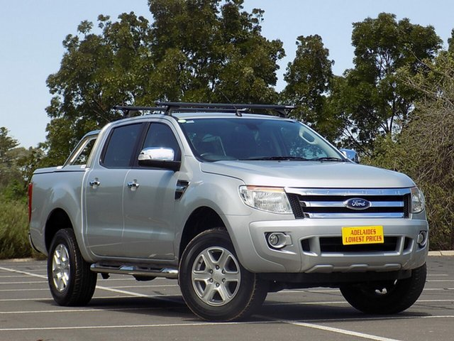 Used Ford Ranger XLT Double Cab, 2013 Ford Ranger XLT Double Cab Utility