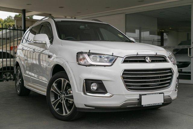 Demonstrator, Demo, Near New Holden Captiva 7 LTZ (AWD), Oakleigh, 2018 Holden Captiva 7 LTZ (AWD) CG MY18 Wagon