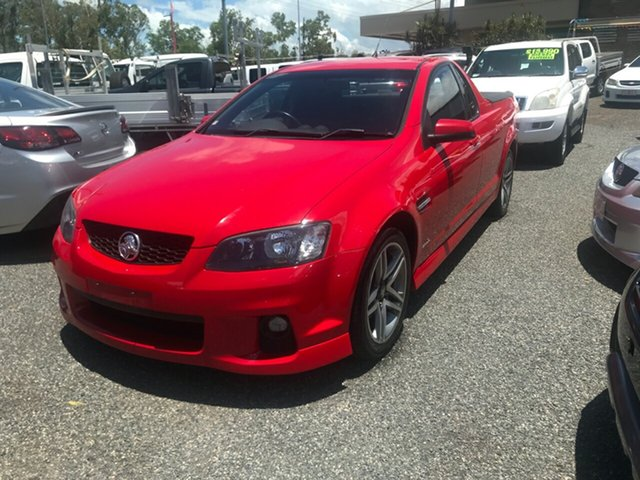 Used Holden Commodore SV6, Winnellie, 2010 Holden Commodore SV6 Utility