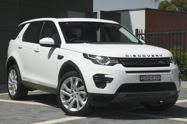 Demonstrator, Demo, Near New Land Rover Discovery Sport SD4 SE, Southport, 2018 Land Rover Discovery Sport SD4 SE SUV