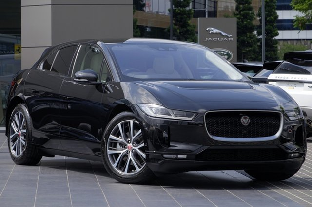 New Jaguar I-Pace EV400 AWD HSE First Edition, Newstead, 2018 Jaguar I-Pace EV400 AWD HSE First Edition Wagon