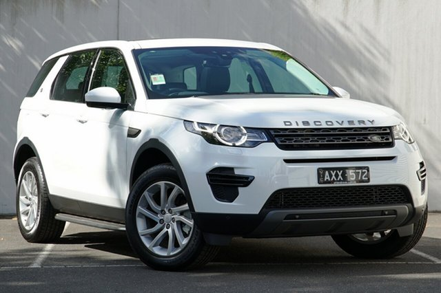 Discounted Used Land Rover Discovery Sport Si4 177kW SE, Malvern, 2018 Land Rover Discovery Sport Si4 177kW SE Wagon