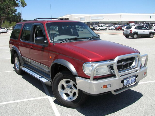 Used Ford Explorer XLT, Maddington, 1998 Ford Explorer XLT Wagon