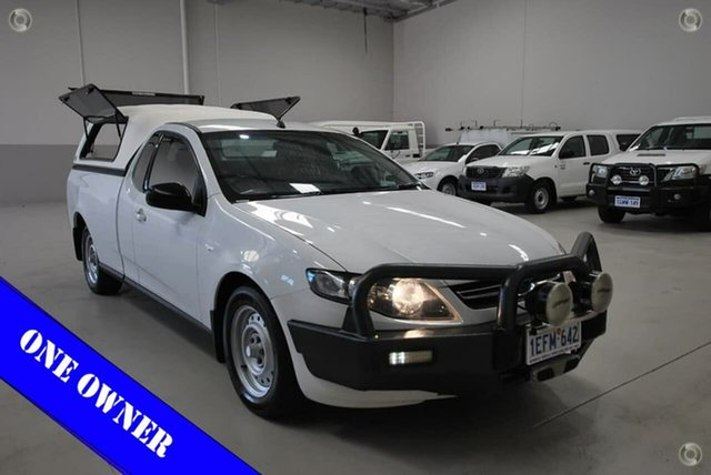 Used Ford Falcon EcoLPi Ute Super Cab, Kenwick, 2013 Ford Falcon EcoLPi Ute Super Cab Utility