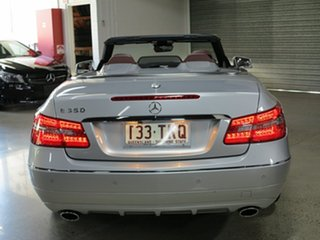 2010 Mercedes-Benz E350 Avantgarde 7G-Tronic Cabriolet.