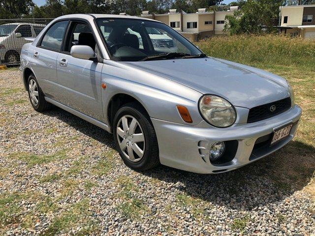 Used Subaru Impreza, Kingston, 2002 Subaru Impreza Sedan