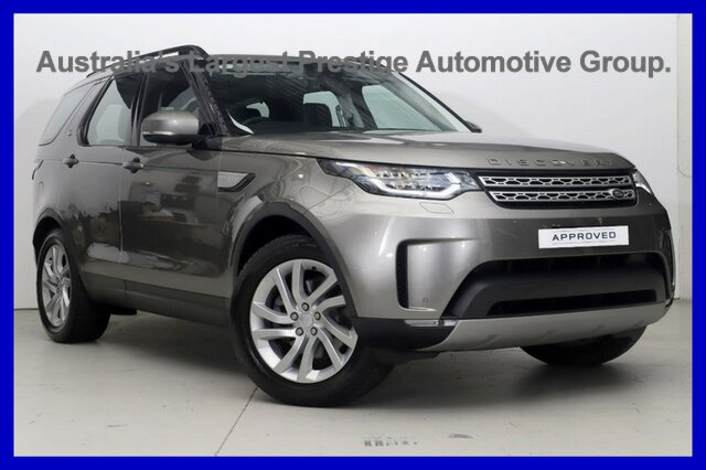 Used Land Rover Discovery TD6 HSE, Alexandria, 2017 Land Rover Discovery TD6 HSE Wagon