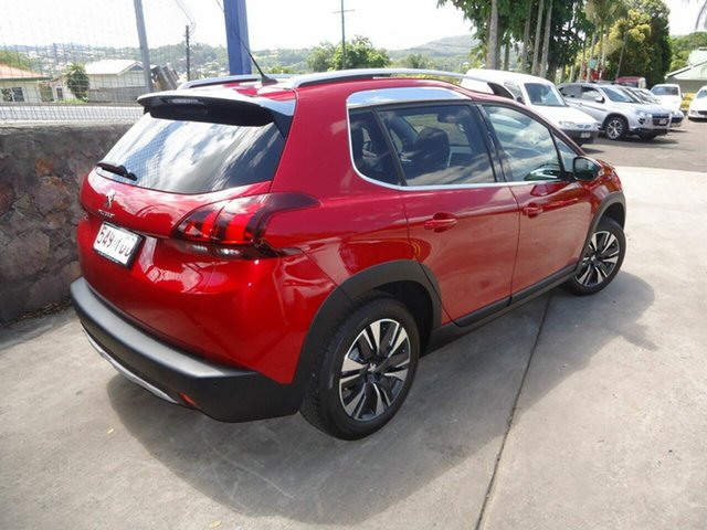 Demonstrator, Demo, Near New Peugeot 2008 Allure, Nambour, 2018 Peugeot 2008 Allure A94 MY18 Wagon