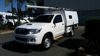 Used Toyota Hilux SR, Acacia Ridge, 2014 Toyota Hilux SR KUN26R MY14 Cab Chassis