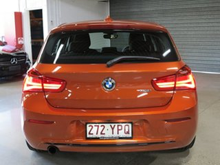 2016 BMW 118i Sport Line Steptronic Hatchback.