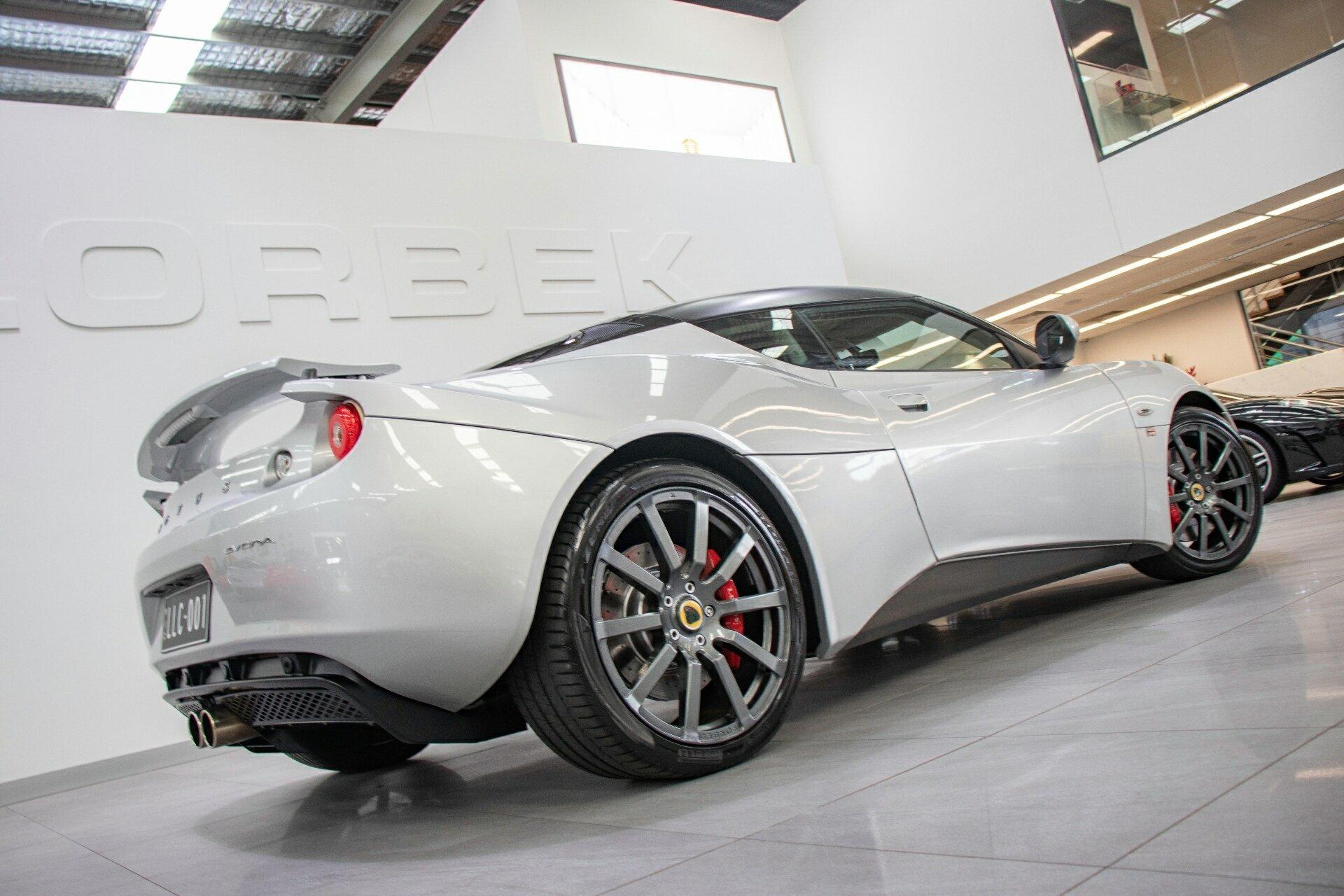 2011 Lotus Evora 2+2 Ips My12