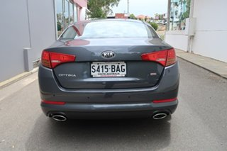 2013 Kia Optima SI Sedan.