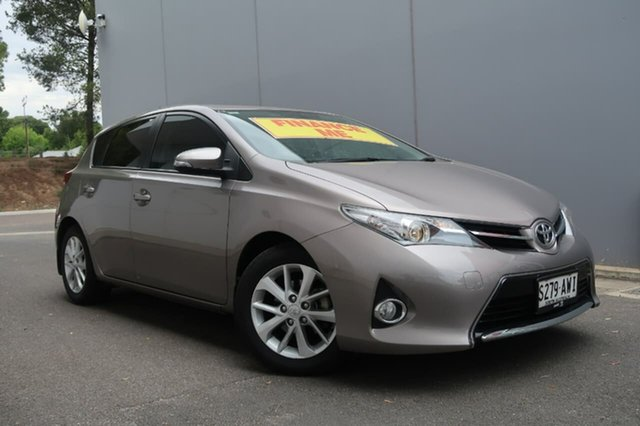 Used Toyota Corolla Ascent Sport S-CVT, Christies Beach, 2013 Toyota Corolla Ascent Sport S-CVT Hatchback