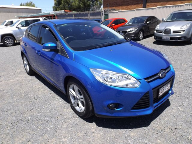 Used Ford Focus ST, Toowoomba, 2013 Ford Focus ST Hatchback