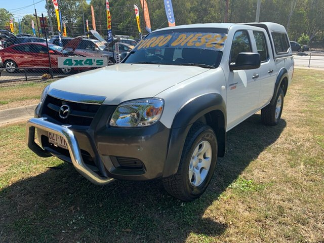 Used Mazda BT-50 Boss B3000 DX, Clontarf, 2009 Mazda BT-50 Boss B3000 DX Dual Cab Pick-up