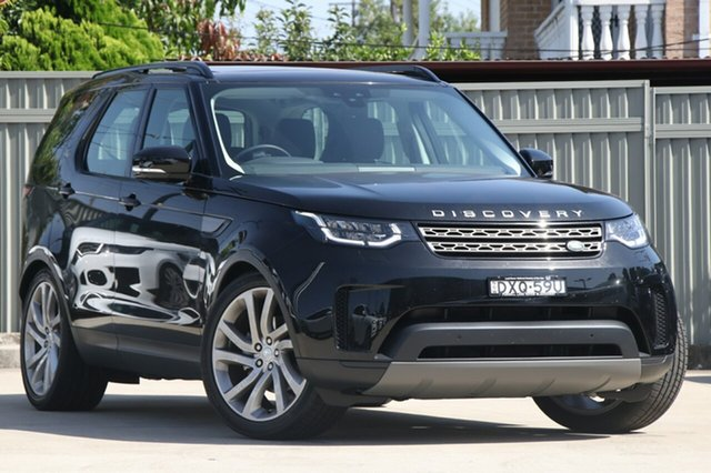 Demonstrator, Demo, Near New Land Rover Discovery TD6 SE, Blakehurst, 2018 Land Rover Discovery TD6 SE Wagon