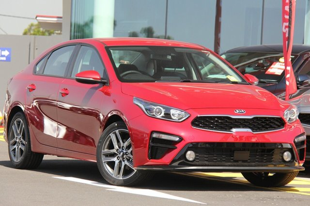 Demonstrator, Demo, Near New Kia Cerato Sport Safety Pack, Warwick Farm, 2018 Kia Cerato Sport Safety Pack Sedan