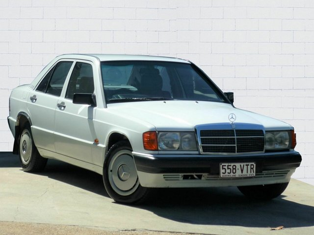 Used Mercedes-Benz 180E Limited Edition, Moorooka, 1992 Mercedes-Benz 180E Limited Edition Sedan
