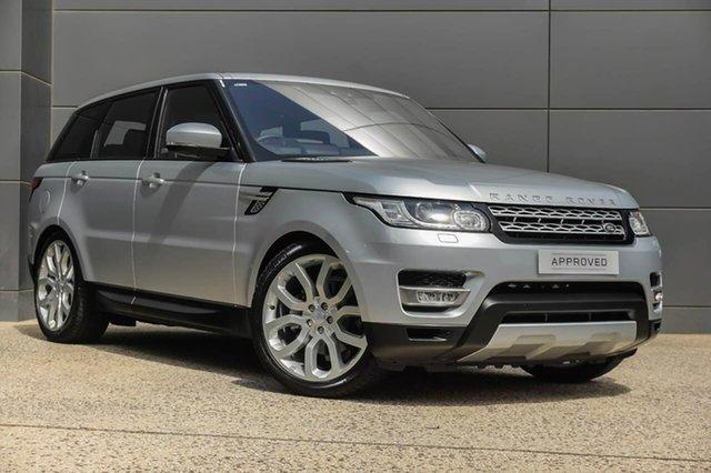 Used Land Rover Range Rover Sport V6SC HSE, Geelong, 2017 Land Rover Range Rover Sport V6SC HSE Wagon