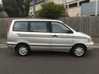 1999 Toyota Spacia Wagon.
