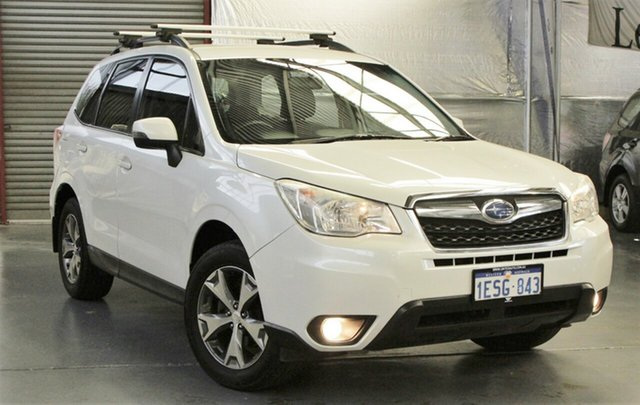 Used Subaru Forester 2.5i-L CVT AWD Special Edition, Myaree, 2015 Subaru Forester 2.5i-L CVT AWD Special Edition Wagon