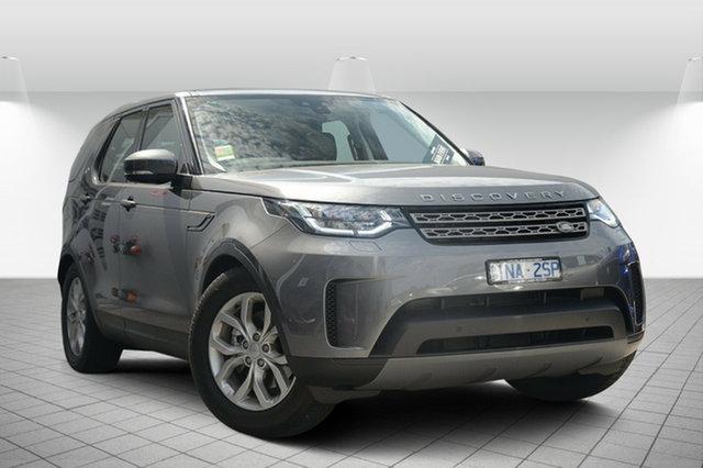 Demonstrator, Demo, Near New Land Rover Discovery SD4 SE, Gardenvale, 2018 Land Rover Discovery SD4 SE Wagon