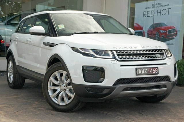 Used Land Rover Range Rover Evoque TD4 150 SE, Doncaster, 2018 Land Rover Range Rover Evoque TD4 150 SE Wagon