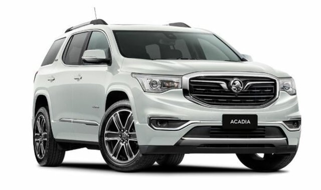 Demonstrator, Demo, Near New Holden Acadia LTZ-V AWD, Atherton, 2018 Holden Acadia LTZ-V AWD Wagon