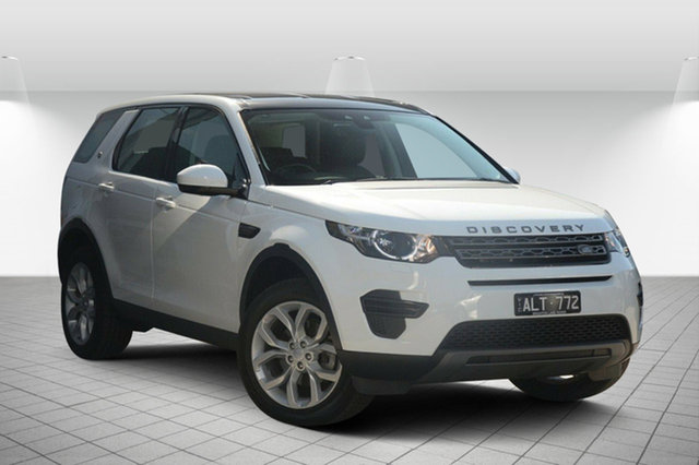 Discounted Used Land Rover Discovery Sport TD4 150 SE, Gardenvale, 2017 Land Rover Discovery Sport TD4 150 SE Wagon