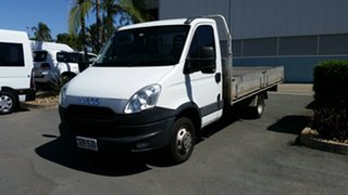 Used Iveco Daily 45C17 MWB, Acacia Ridge, 2014 Iveco Daily 45C17 MWB MY12 Cab Chassis