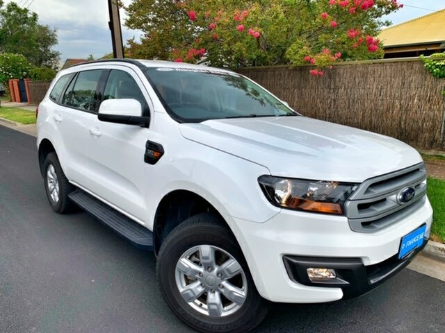 Used Ford Everest Ambiente RWD, Cheltenham, 2017 Ford Everest Ambiente RWD Wagon