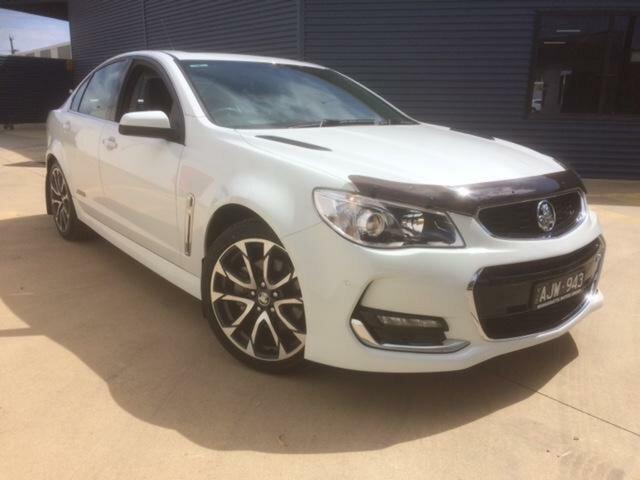 Used Holden Commodore SS-V, Wangaratta, 2016 Holden Commodore SS-V Sedan