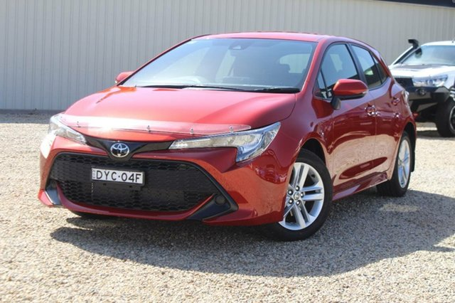 Used Toyota Corolla Ascent Sport, Bathurst, 2018 Toyota Corolla Ascent Sport Hatchback