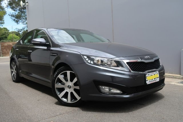 Used Kia Optima SI, Christies Beach, 2013 Kia Optima SI Sedan