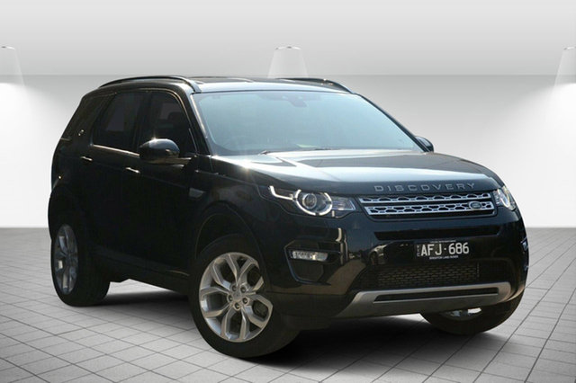 Discounted Used Land Rover Discovery Sport Td4 HSE, Gardenvale, 2015 Land Rover Discovery Sport Td4 HSE Wagon