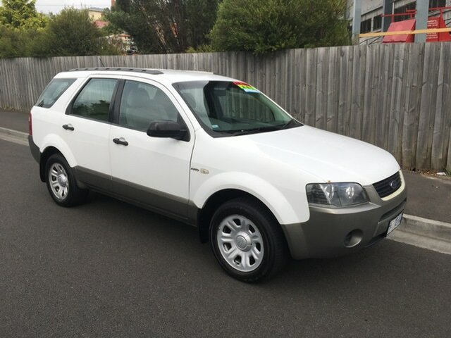 Used Ford Territory TX (4x4), North Hobart, 2005 Ford Territory TX (4x4) Wagon