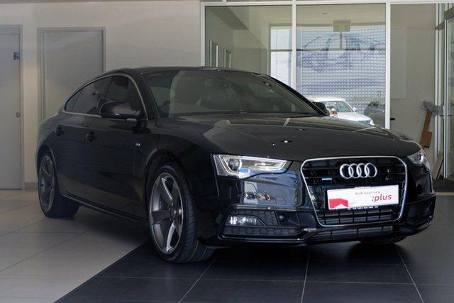 Used Audi A5 S line plus Sportback S tronic quattro, Southport, 2016 Audi A5 S line plus Sportback S tronic quattro Hatchback