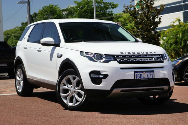 Used Land Rover Discovery Sport SD4 HSE, Osborne Park, 2016 Land Rover Discovery Sport SD4 HSE Wagon