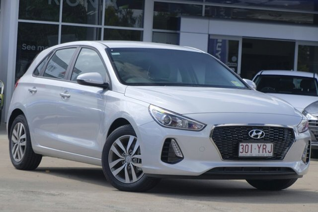 Demonstrator, Demo, Near New Hyundai i30 Active D-CT, Beaudesert, 2018 Hyundai i30 Active D-CT Hatchback
