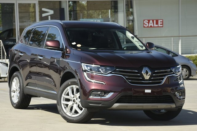 Discounted Demonstrator, Demo, Near New Renault Koleos Zen X-tronic, Warwick Farm, 2018 Renault Koleos Zen X-tronic Wagon