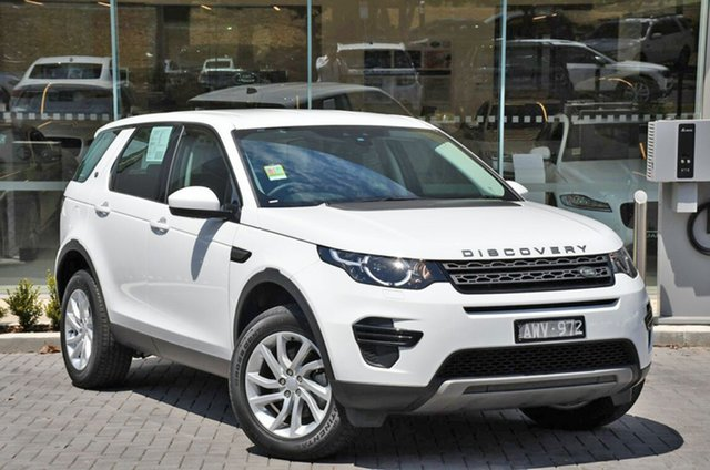 Demonstrator, Demo, Near New Land Rover Discovery Sport Si4 177kW SE, Berwick, 2017 Land Rover Discovery Sport Si4 177kW SE Wagon