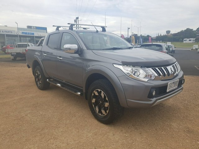 Used Mitsubishi Triton Exceed Double Cab, Warrnambool East, 2015 Mitsubishi Triton Exceed Double Cab Utility