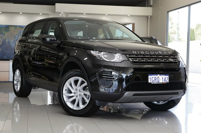Used Land Rover Discovery Sport TD4 110kW SE, Cannington, 2018 Land Rover Discovery Sport TD4 110kW SE Wagon