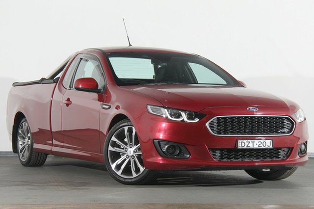 Used Ford Falcon XR6 Ute Super Cab, Southport, 2016 Ford Falcon XR6 Ute Super Cab Utility