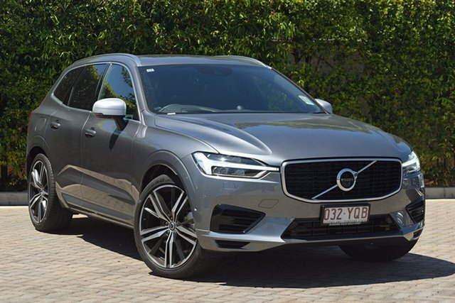 Demonstrator, Demo, Near New Volvo XC60 T8 R-Design, Narellan, 2018 Volvo XC60 T8 R-Design Wagon