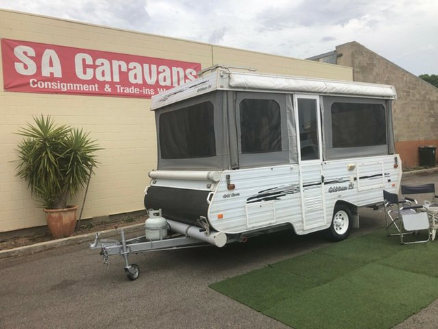 Used Goldstream CROWN with SOLAR and BATTERY, Klemzig, 2005 Goldstream CROWN with SOLAR and BATTERY Camper Trailer