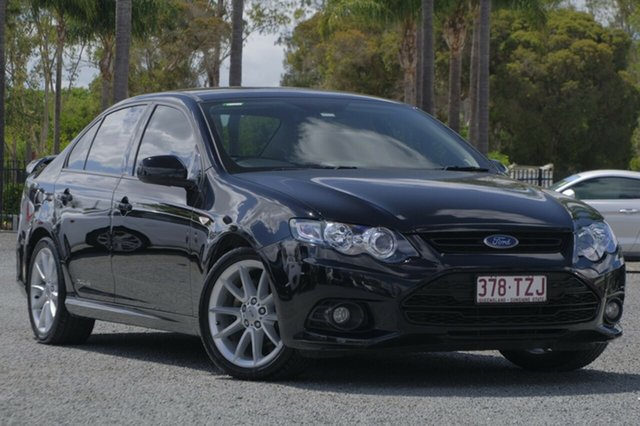 Used Ford Falcon XR6, Beaudesert, 2013 Ford Falcon XR6 Sedan